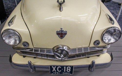 car  chrome  headlight