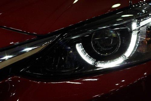 car  mazda 6  auto show zagreb 2018