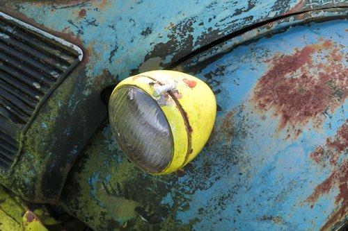 car  old car  citroën 2cv