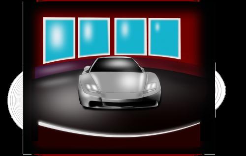 car sports vehicle