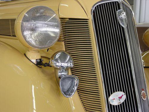 car vintage car automobiles