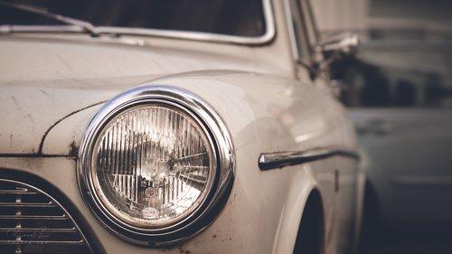car  volvo  oldtimer