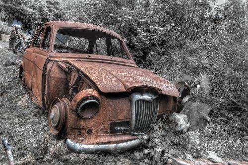 car vintage car retro
