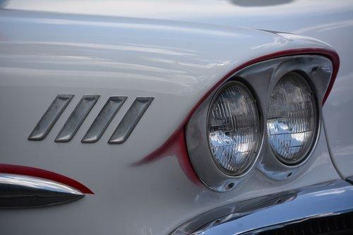 car  fifties  retro