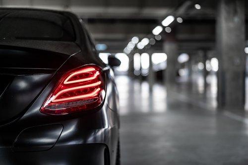 car  light  rear