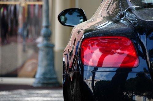 car  back  luxury