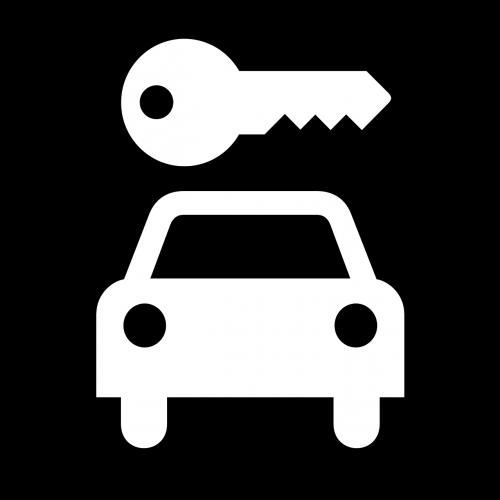 car ride key