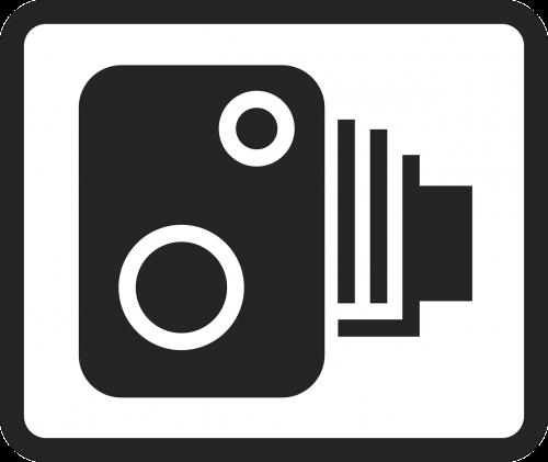 automobilis,eismas,kelias,informacija,fotoaparatai,priverstas,plotas,reguliavimas,fotoaparatas,vykdymas,nemokama vektorinė grafika