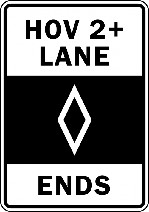 car lane information