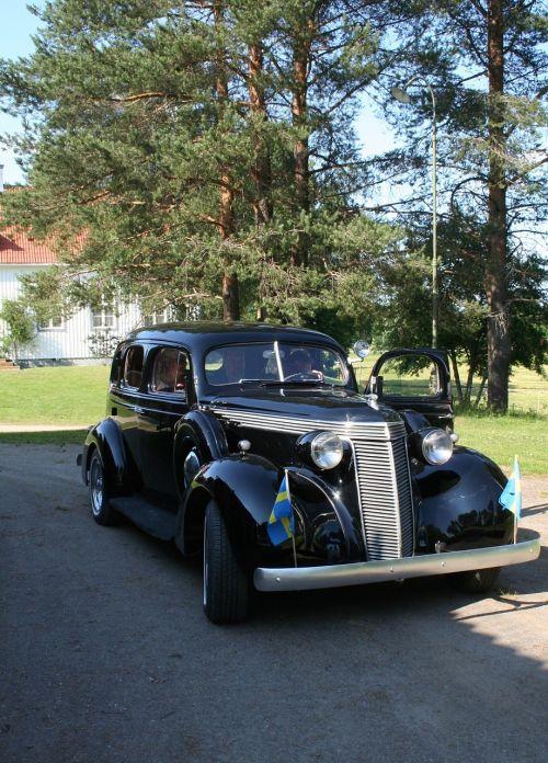 car classic car retro