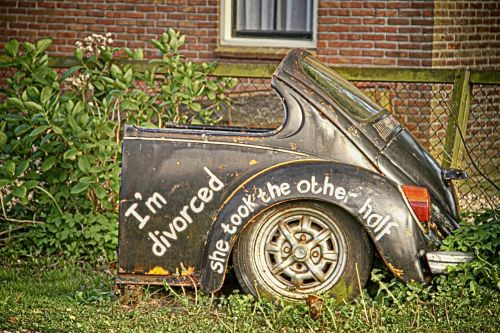 car divorce the netherlands