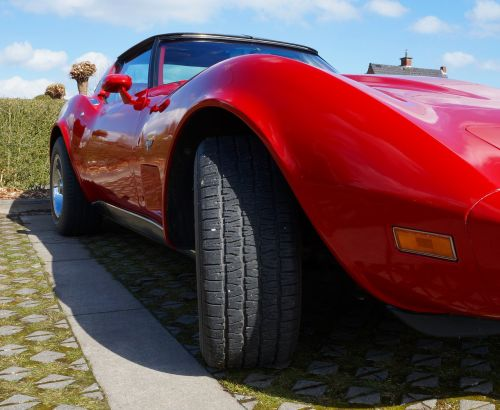 car sports car muscle car
