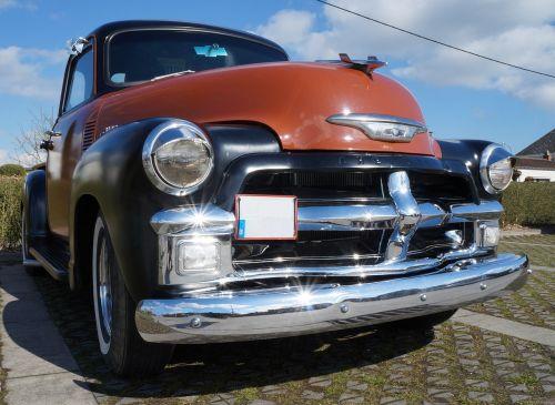 car retro vintage