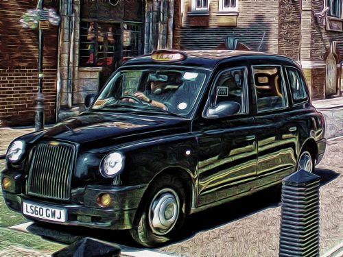 car taxi london