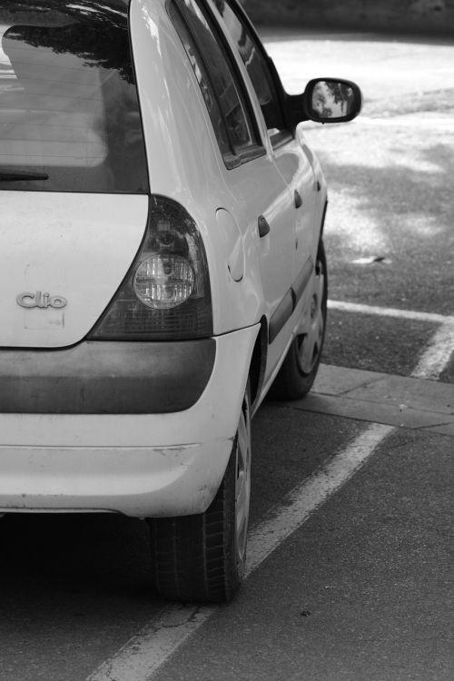 car parking vehicle