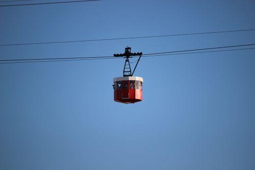 car cable transportation