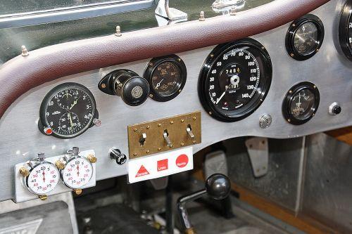 car classic car fittings speedo