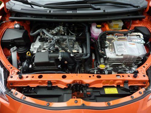 car engine prius c motor