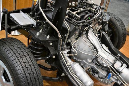 car engine motor wires