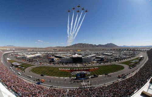 car racing nascar race track