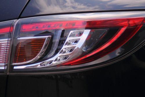 car taillights lights auto