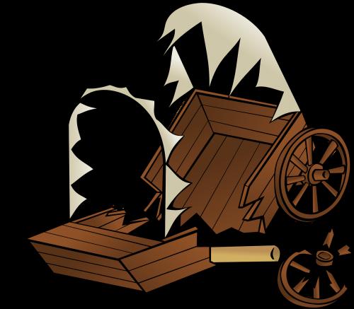 caravan wreck wrack