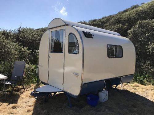 caravan camper nostalgia