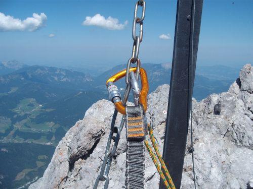 carbine mountain alpine