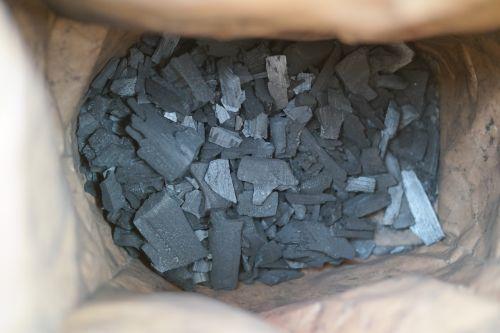carbon charcoal bag