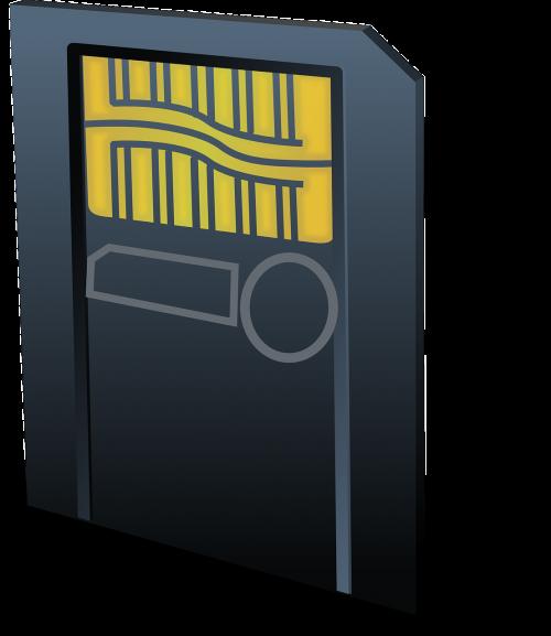 card computer memory