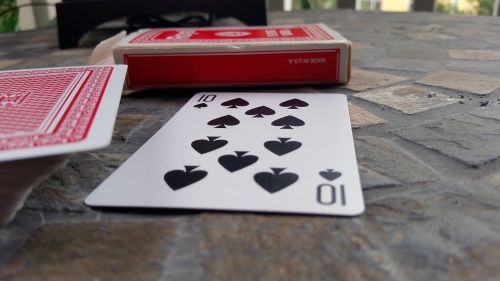 card playing cards suit