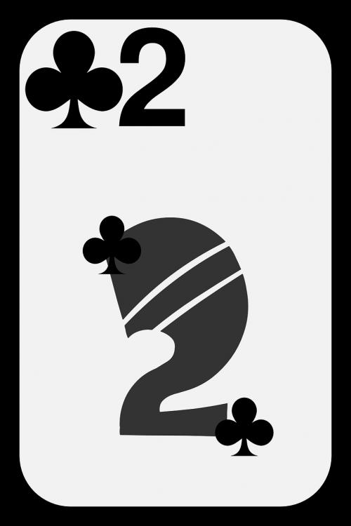 card two club