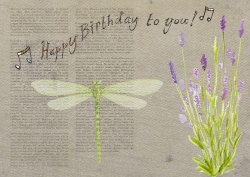 card birthday happy