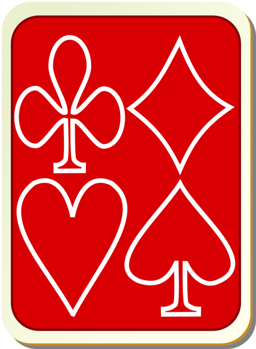 card game deck of cards card