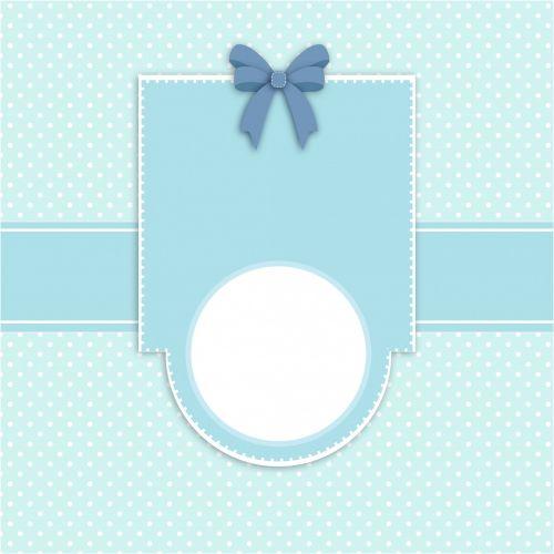 Card Invite Announcement Template