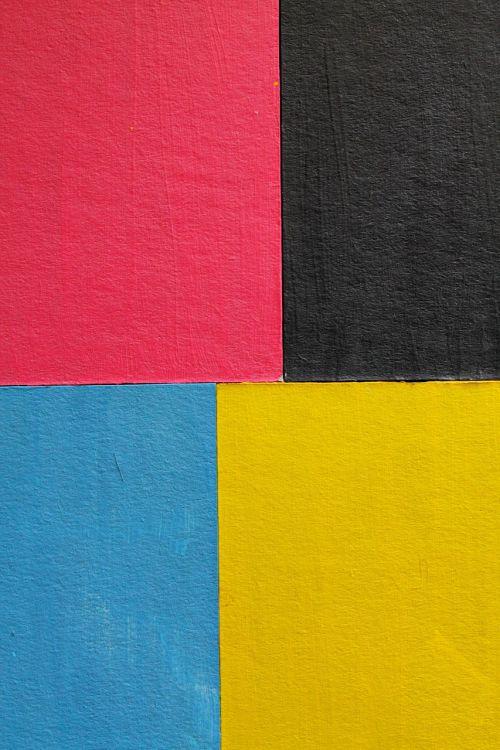 cardboard color black