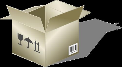 cardboard box cardboard box