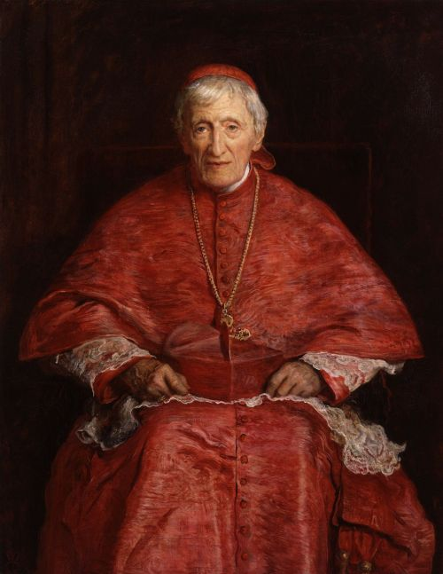 cardinal john henry newman pope