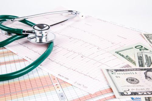 Cardiogram Pulse Trace