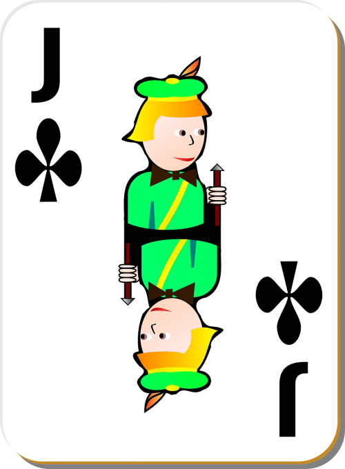 cards knave playing card