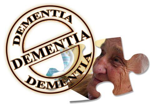 care dementia woman