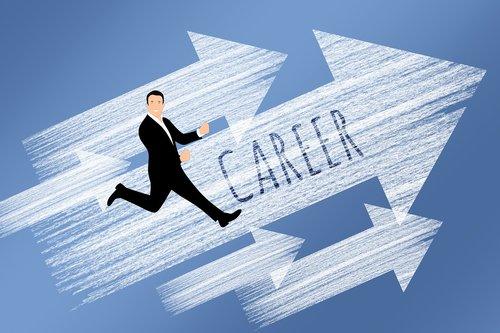 career  boss  arrow
