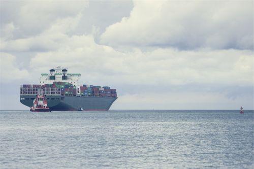 cargo ships boats