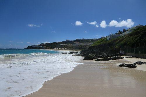 caribbean beach summer