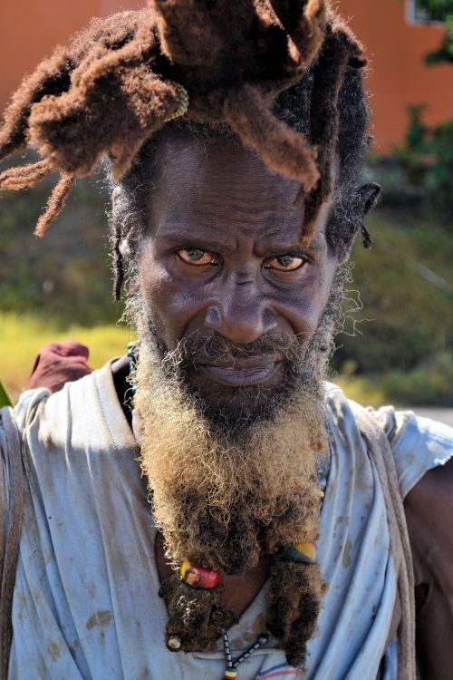 caribbean person male