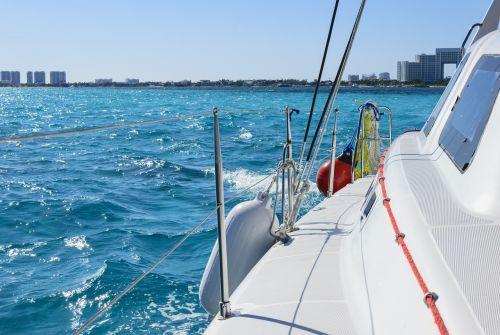 caribbean yacht sail