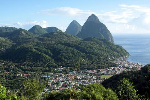caribbean mountains vul