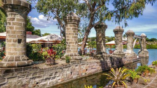 caribbean antigua nelson's dockyard