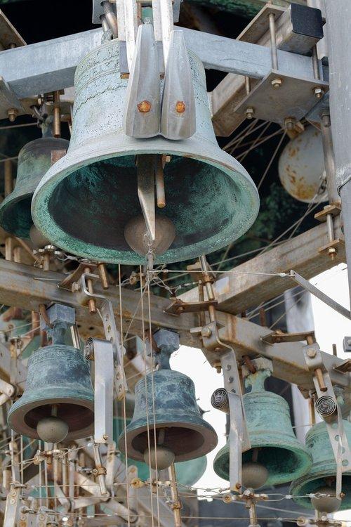 carillon  church  church bell