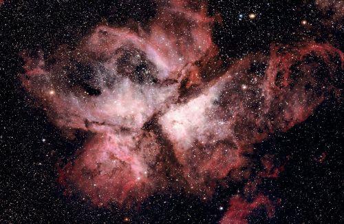 carina nebula space cosmos